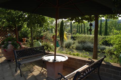 Toscaans huisje Siena