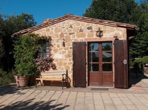 Vakantiehuis Toscane voor 2 met zwembad