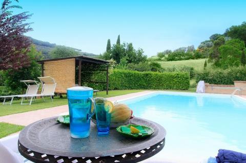 Toscaans vakantiehuis Siena voor 2
