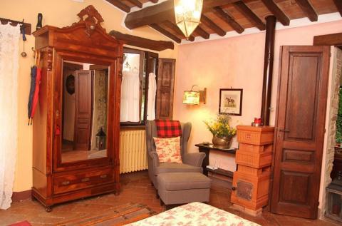 Romantisch Toscaans vakantiehuis voor 2 in Siena | Tritt.nl