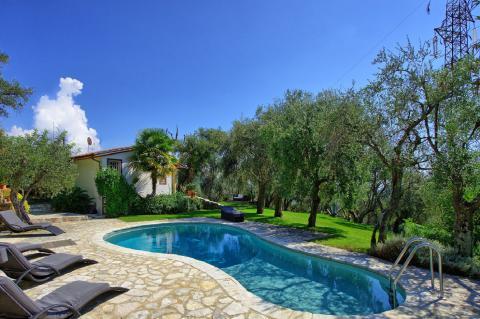 Villa Toscane kust