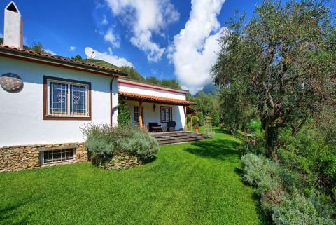 Villa Versilia Toscane kust