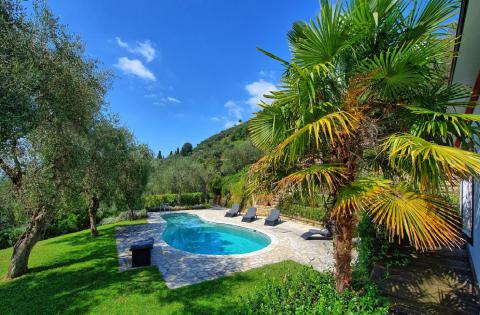 Luxe villa Toscane kust