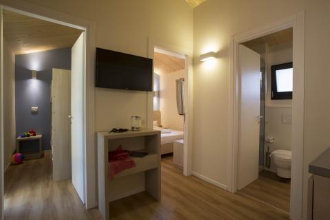 Modern ingerichte appartementen