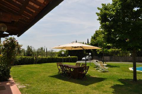 Vakantiehuis voor 4 personen Pisa, Toscane