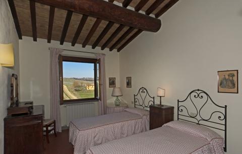 Vakantiehuis met 2 slaapkamers Toscane