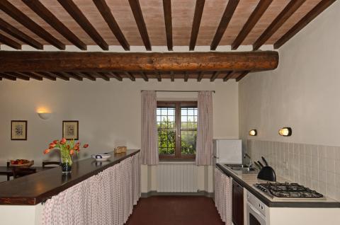 Vakantiehuis met 2 slaapkamers, Toscane Florence