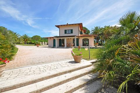 Viel Platz in diesem luxuriöse Ferienhaus auf Elba