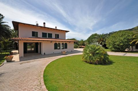 Villa auf Elba mit allen modernen Annehmlichkeiten