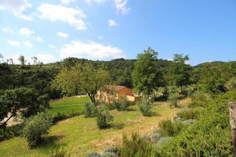 Vakantiehuisje voor natuurliefhebbers Toscane