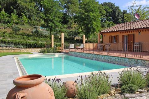 Vakantiehuis in Toscane met zwembad en kinderbad