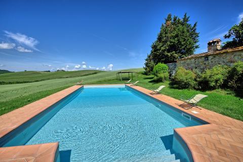 Villa Toscane 18 prs.