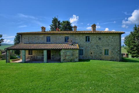 Vakantie Toscane in deze boerenhoeve