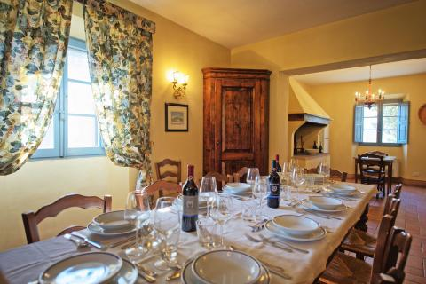 Vakantiehuis in het hart van Toscane