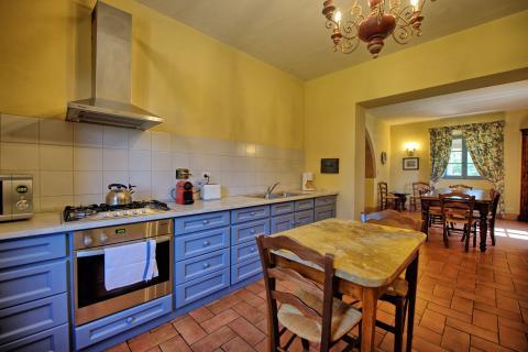 Vakantiehuis Chianti Toscane