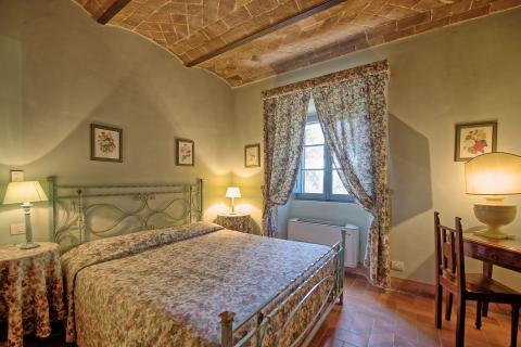 Vakantiehuis Chianti Toscane 8 slaapkamers