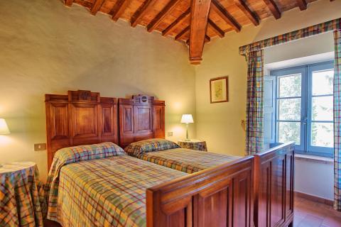 Toscaanse vakantiewoning Chianti 8 slaapkamers