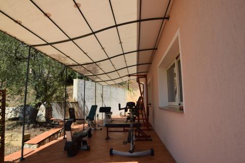Voor de sportievelingen: outdoor gym