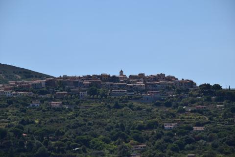 Uitzicht op Capoliveri