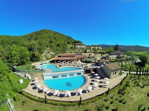 wellness in Toscane