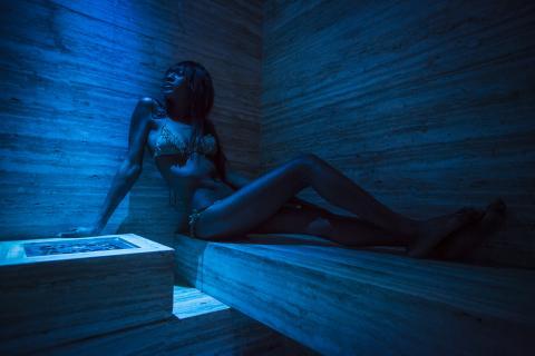 Sauna termen Toscane