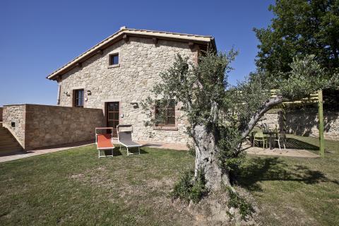Appartementen in modern-Toscaanse stijl