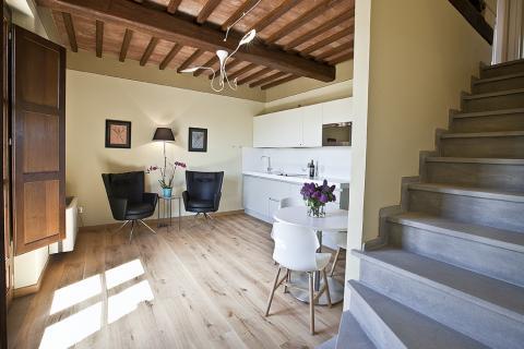 Mooie appartementen Toscaanse kust