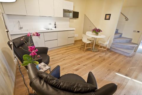Luxe appartement met Wi-Fi en airco