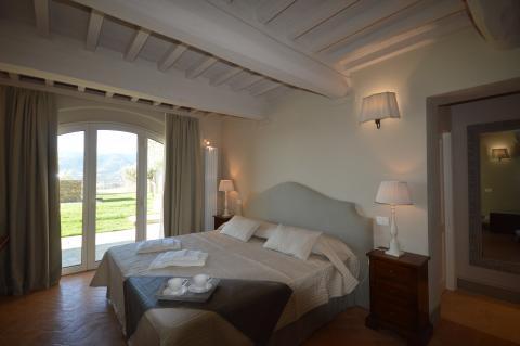 Vakantiehuis Toscane met 4 slaapkamers