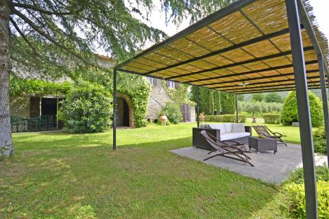 Vakantiehuis Cortona, Toscane