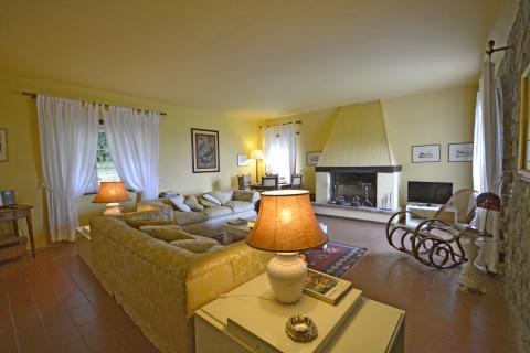 Vakantiehuis Cortona Toscane