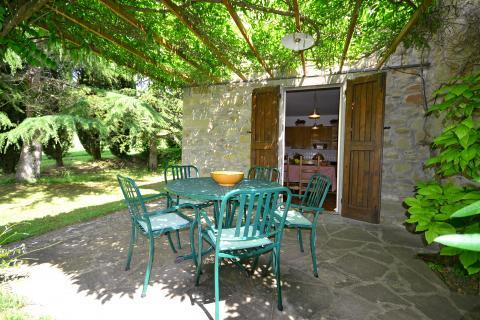 Vakantiehuis Toscane Arezzo