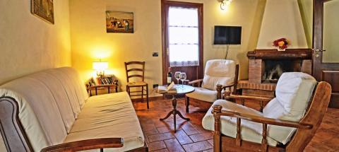 Vakantiehuis Calci 6 personen