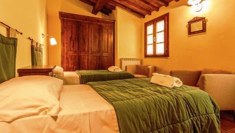 Vakantiehuis 6 personen privé zwembad Pisa | Tritt.nl