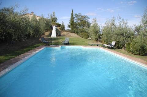 Vakantiehuis met mooi zwembad