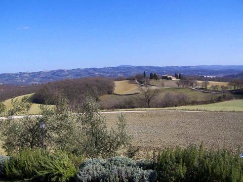 Vakantiehuis in de Toscane - Lazio - Umbrië driehoek | Tritt.nl