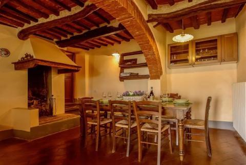 Vakantiehuis Toscana Pisa