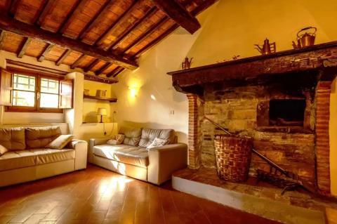 Vakantiehuis Pisa Toscane