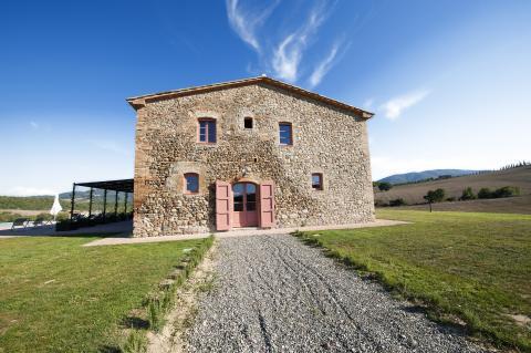 Luxe karakteristieke Toscaanse vakantiewoning
