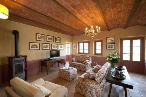 Ruim vakantiehuis kust Toscane
