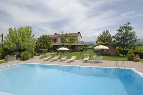 Villa met privé zwembad Toscane