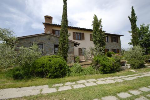 vakantievilla Toscane