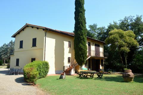 Agriturismo binnenland Toscane