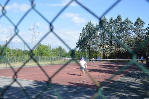 Agriturismo met zwembad en tennisbaan
