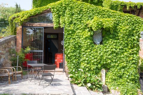 Agriturismo mit Ferienwohnungen und Pool