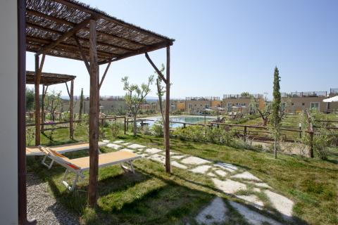 Vakantiepark Toscaanse kust