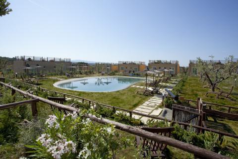 Bio Ferienwohnungen mit Jacuzzi und Lagunen Pool
