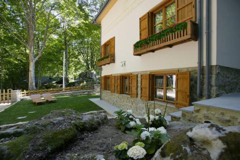Luxe villa Toscane, Monte Amiata  | Tritt.nl