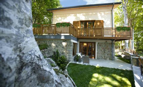 Vakantiehuis Monte Amiata - Toscane
