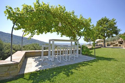 Villa voor 8 personen Cortona